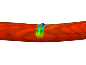 Soil-induced deformation on Pipelines