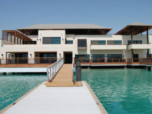 Al Gurm Resort: Pile Design against Lateral Spreading