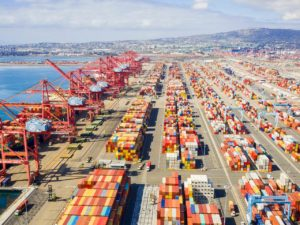 Seismic Risk Optimization Platform for the port of Los Angeles