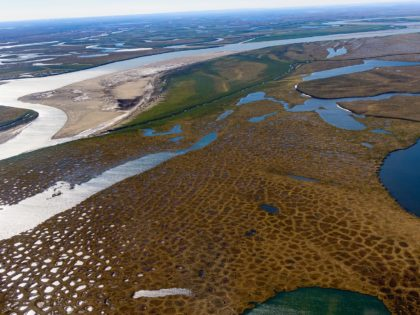 Consolidation of thawing permafrost embakments