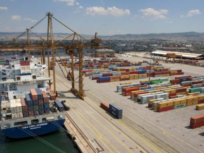 THESSALONIKI PORT – CONTAINER TERMINAL: Seismic Performance of New Piers
